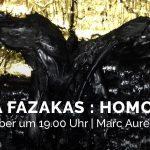 Csaba Fazakas: Homo Deus – Eröffnung