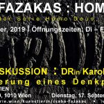 Podiumsdiskussion mit DRin Karoline Feyertag