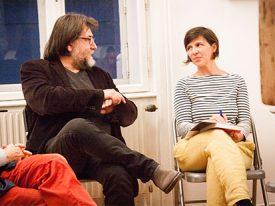 Podiumsdiskussion mit DR.in Karoline Feyertag