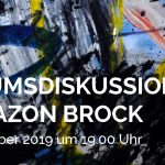 Podiumsdiskussion mit Bazon Brock