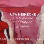 """Uta Heinecke: """"Ich habe nie mit Puppen gespielt"""""""