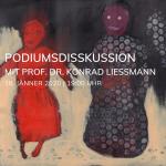 Podiumsdiskussion mit Prof. Dr. Liessmann