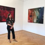 Paint it loud! Isolde Tomann – 8. – 30. September