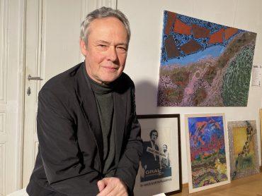"""Bernhard Seidel """"Kunst und Ökologie – be activated by"""""""